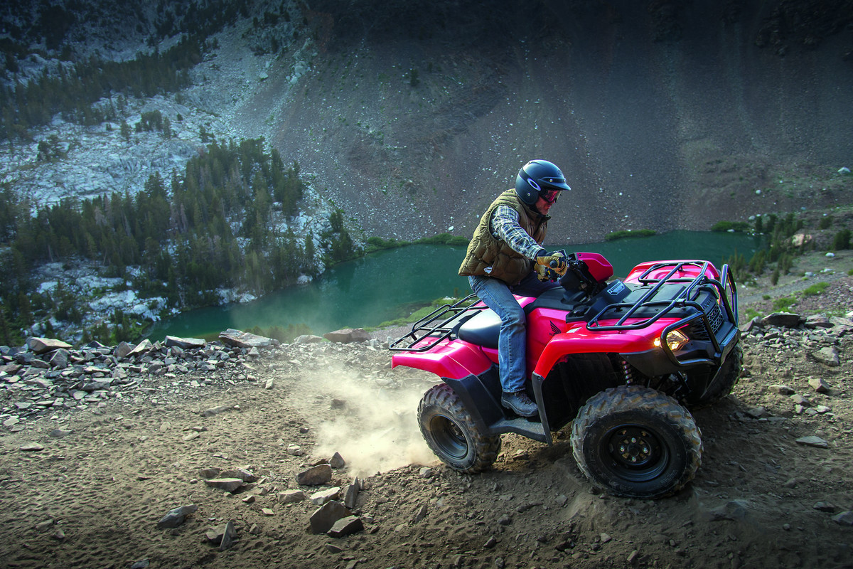 2017 Honda Foreman Utility ATV