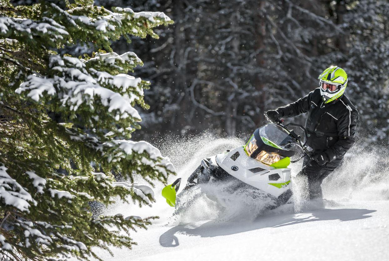 Ski-Doo Tundra Snowmobile
