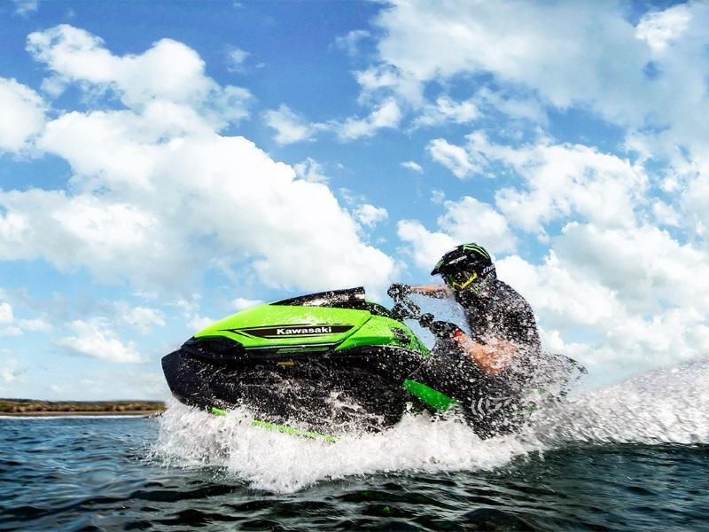 2019 Kawasaki Jet Ski® Ultra 310R PWC
