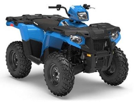A 2019 Polaris Industries Sportsman® 570 ATV