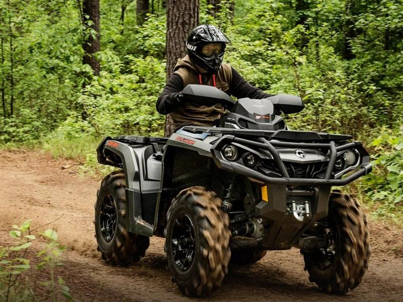 Can-Am ATV in Wisconsin