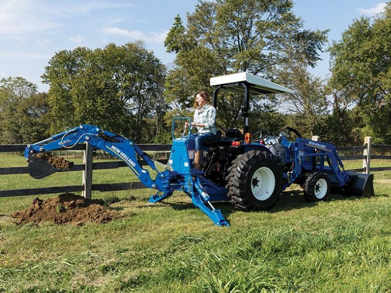 2019 New Holland Workmaster™ 35