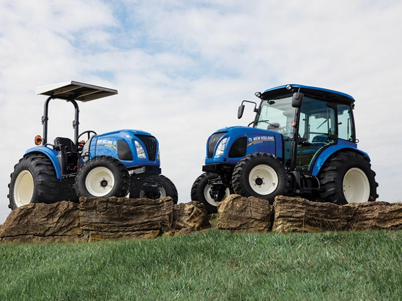 New Holland Tractors in Tulsa, OK
