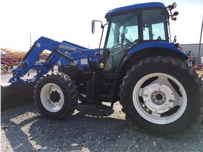 2014 New Holland Agriculture TS6.140