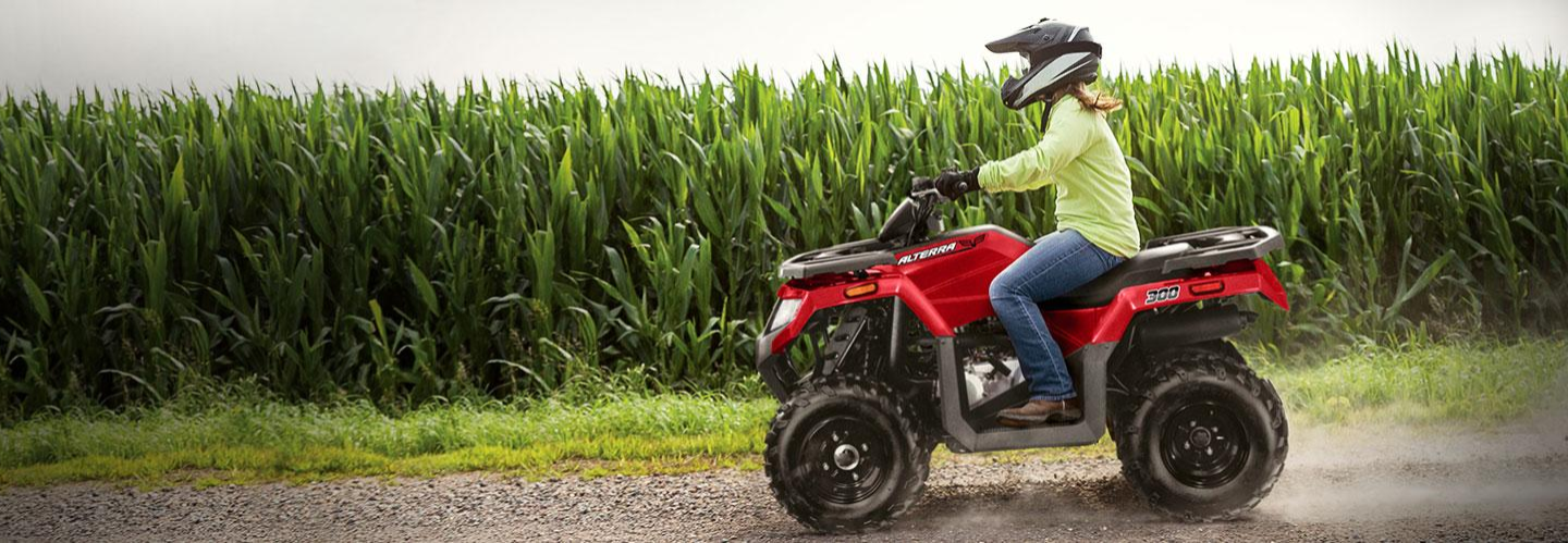 2019 Alterra 300 Utility ATV Textron Off Road Cody WY