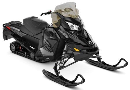 A 2018 Ski-Doo MXZ® TNT® 600 H.O. E-TEC® snowmobile