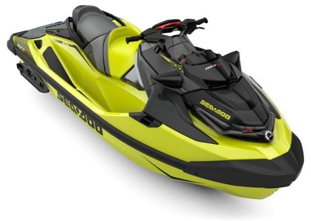 a 2019 Sea-Doo RXT®-X® 300 Rotax® 1630 ACE™ PWC
