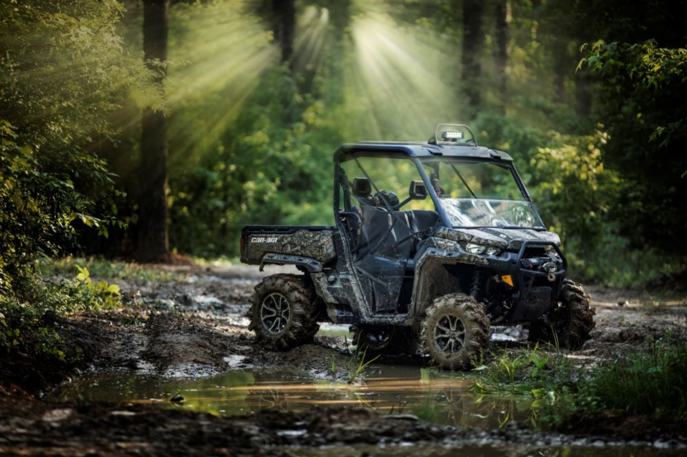 Can-Am Defender UTV