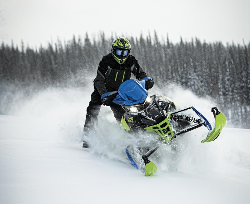 arctic cat 2020 snowmobiles
