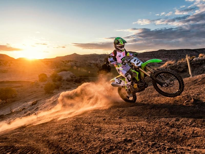2019 Kawasaki KX 400 Dirt bike