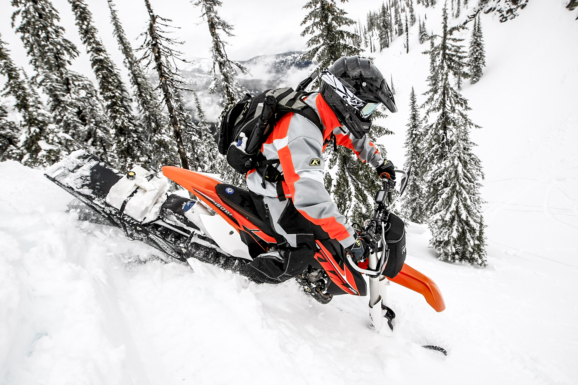 Polaris® Snowmobile