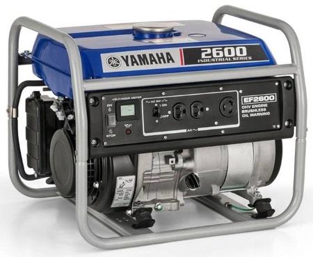 A 2019 Yamaha EF2600 Residential Generators