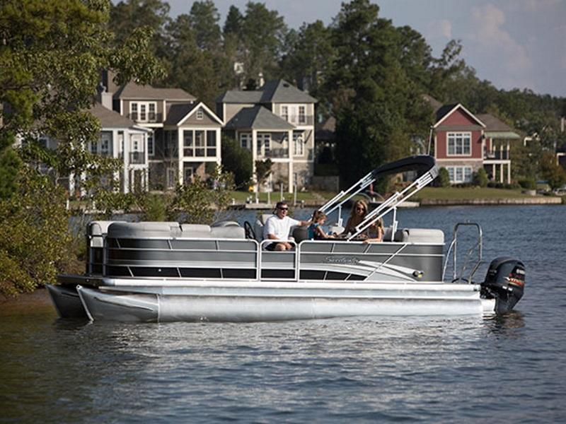 2019 Sweetwater SW 2286 MT Sport Pontoon boat