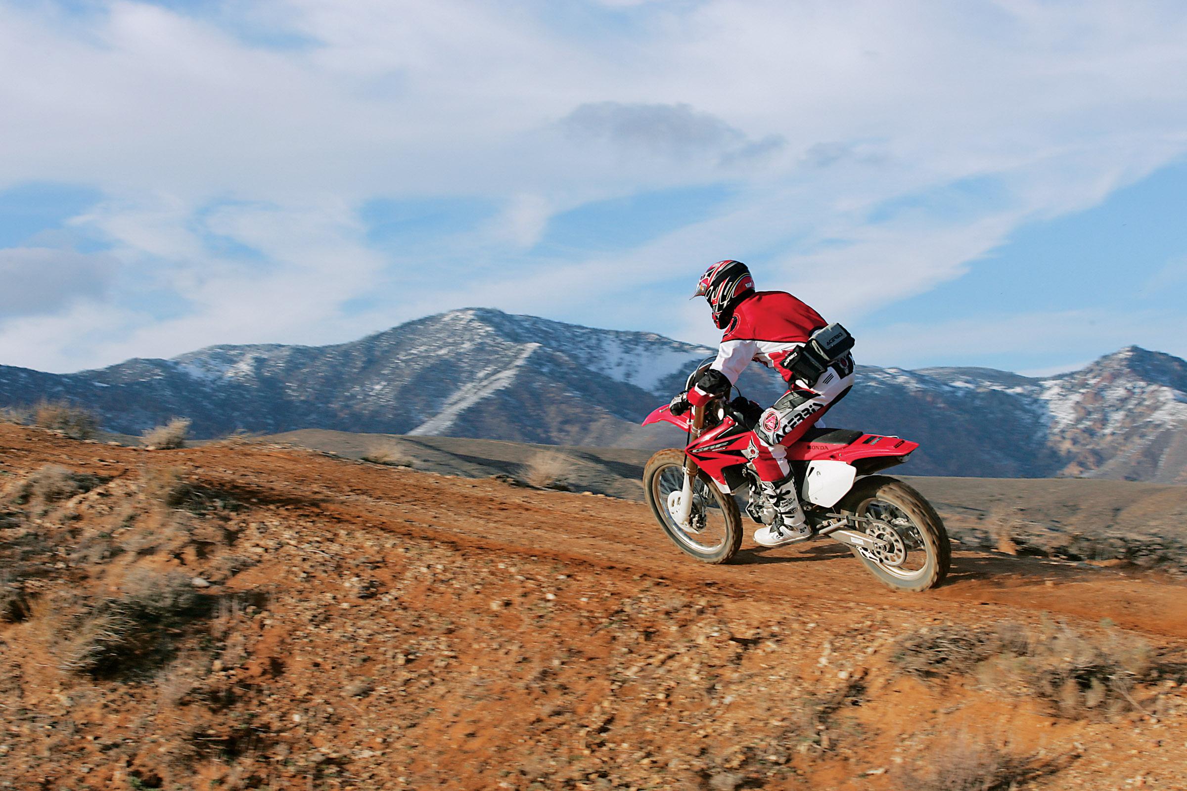 New Dirt Bikes from Honda Timbrook Honda Cumberland, MD (301