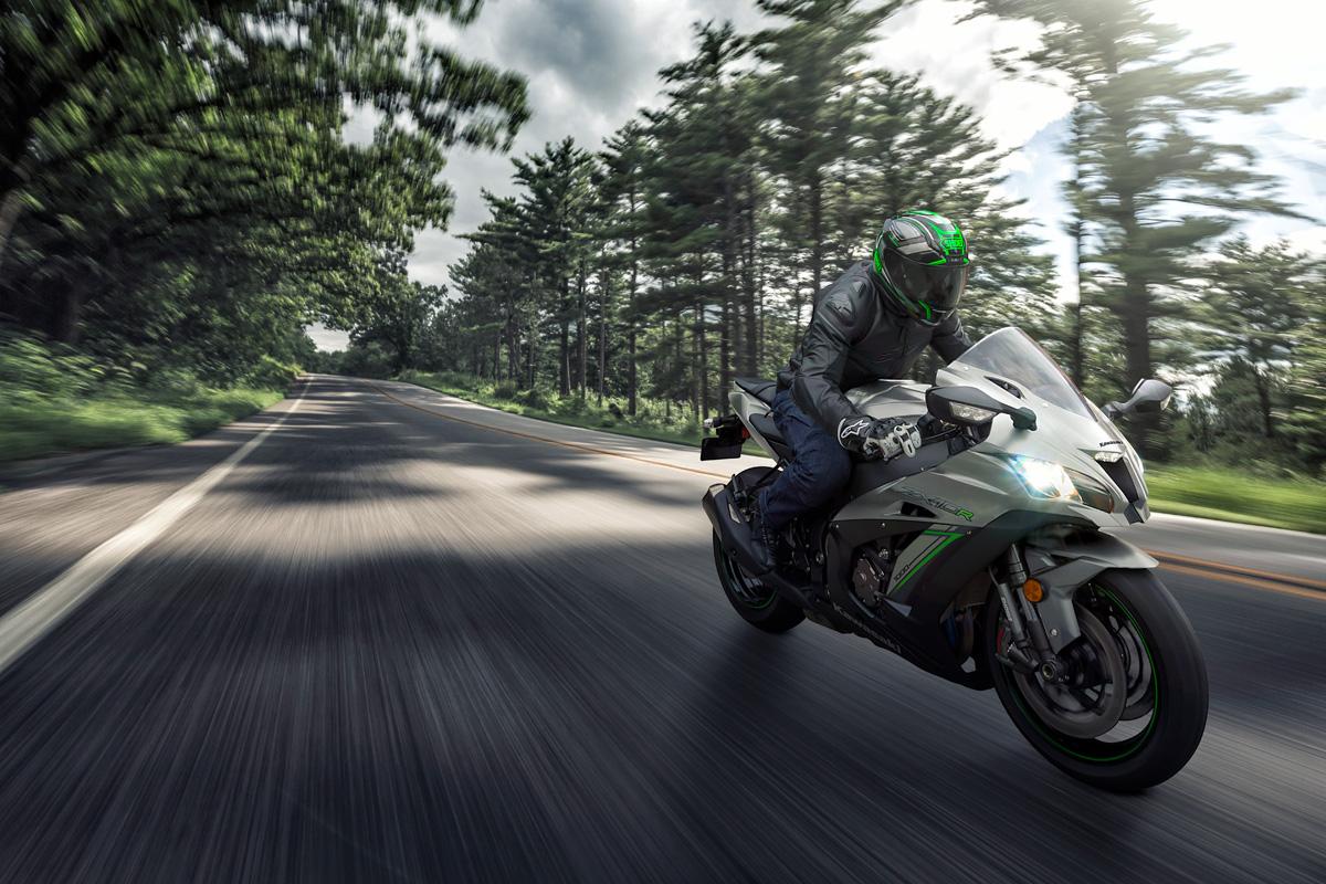 2018 Kawasaki Ninja Super Sport Motorcycle