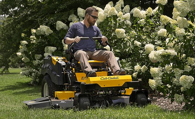 Cub Cadet Zero-Turn Mower