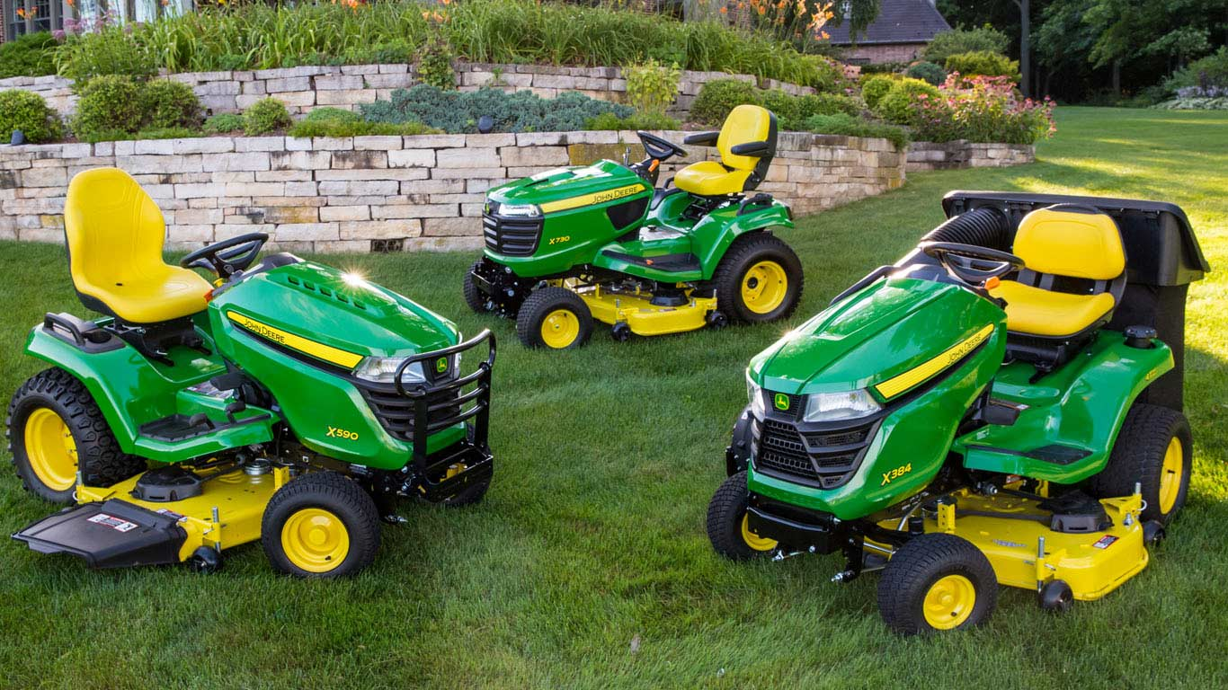John Deere Lawn Mowers For Sale >> Residential Lawn Mowers And Commercial Lawn Mowers From John