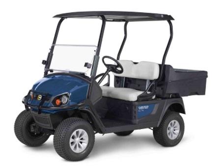 A 2019 Cushman Hauler 800X ELiTE Utility Vehicle