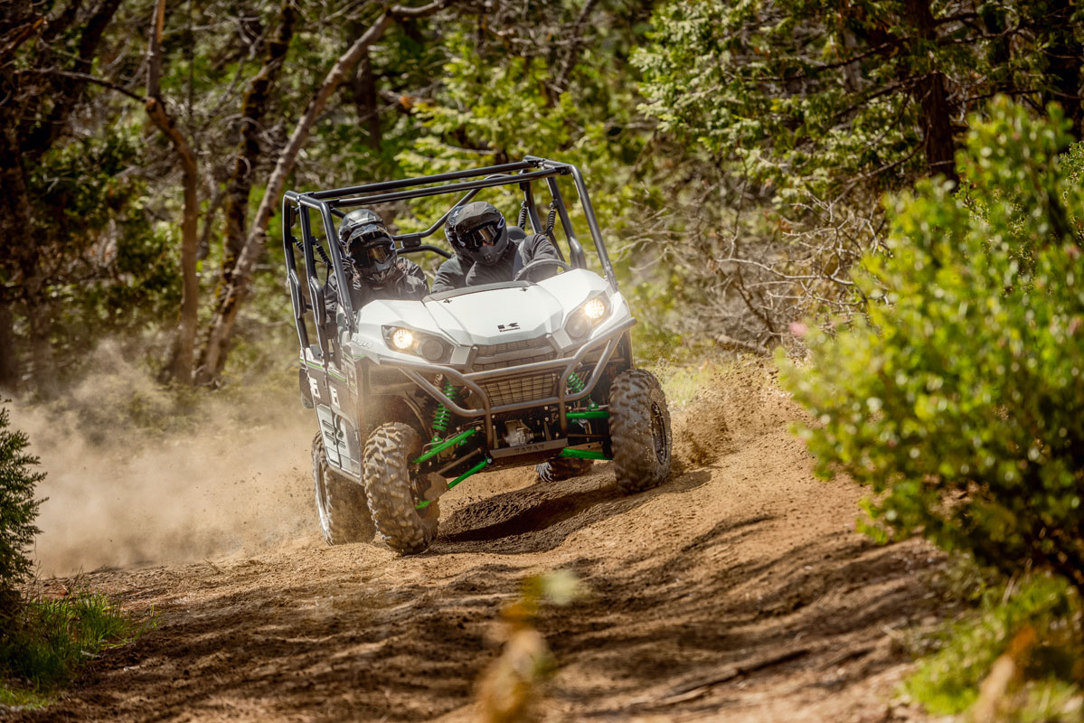 Kawasaki Teryx4™ Herrin, IL Hill Climbing