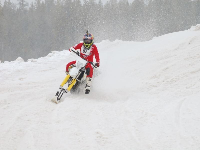 Mototrax Snowbike