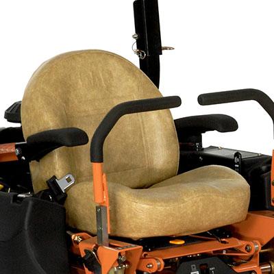 Scag plush seating, Cheshire, MA
