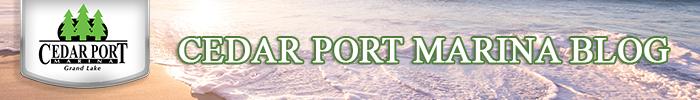 Cedar Port Marina Blog Header