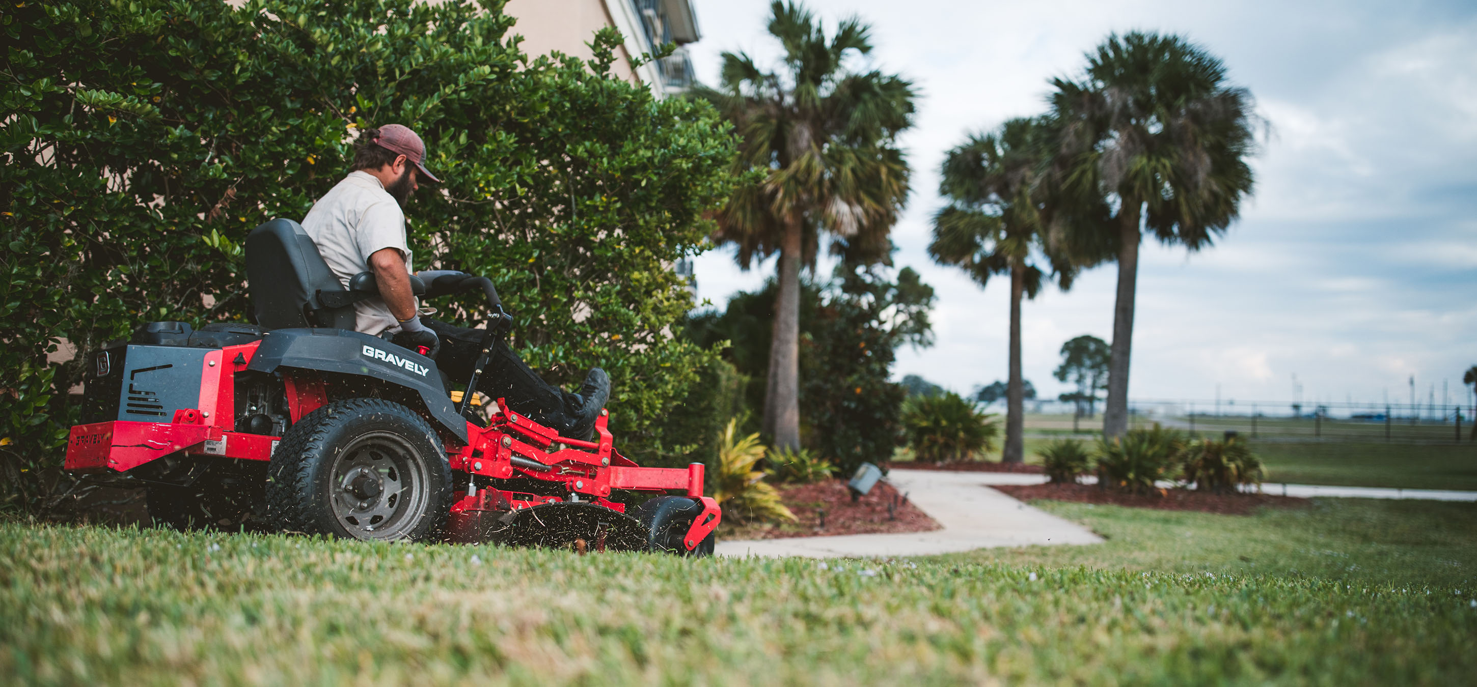New Residential Lawn Mowers and Commercial Lawn Mowers Hope