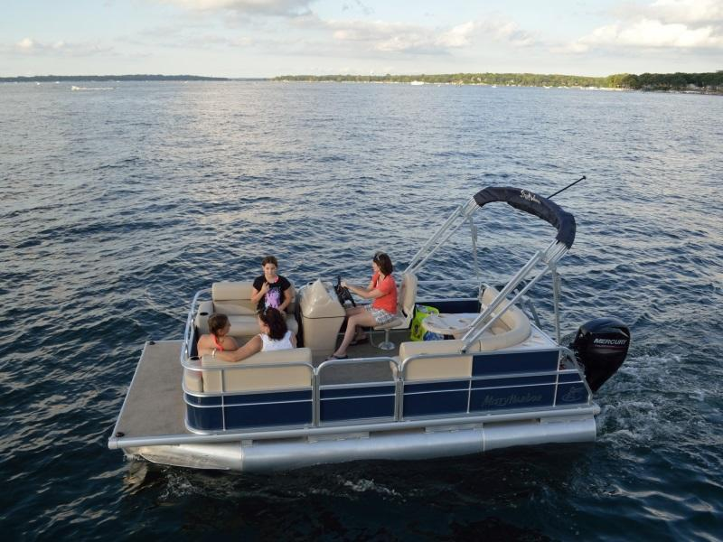 2019 Misty Harbor Boats Explorer 1680RE