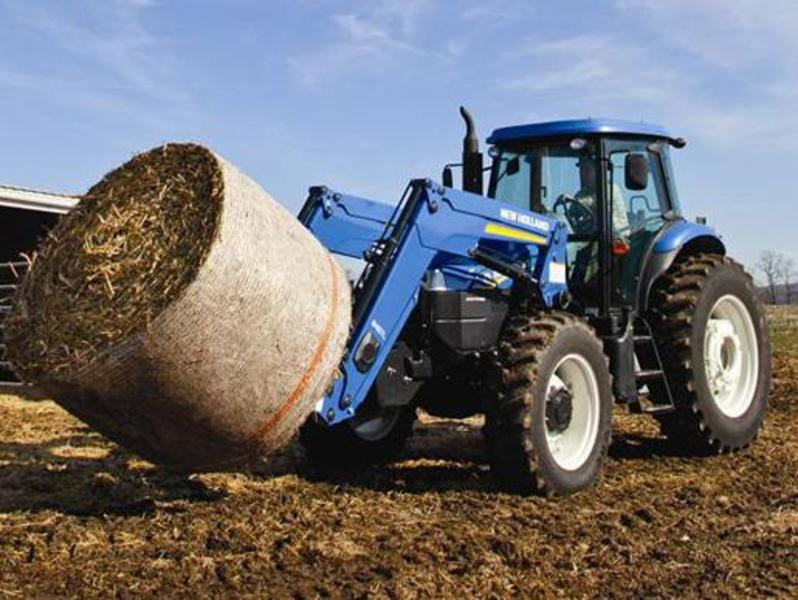 2014 New Holland Front Loader 805TL