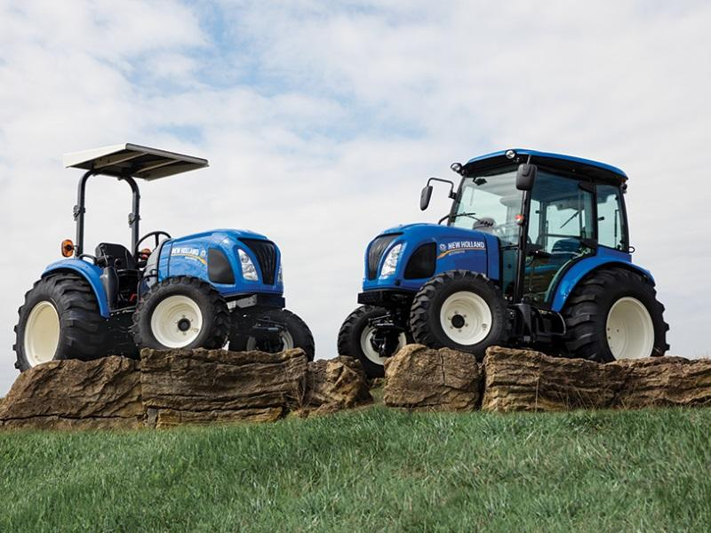 2018 New Holland Boomer 55 Cab