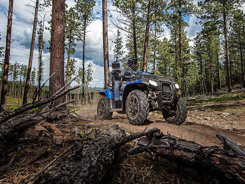 2018 Polaris® Sportsman® Touring Blue