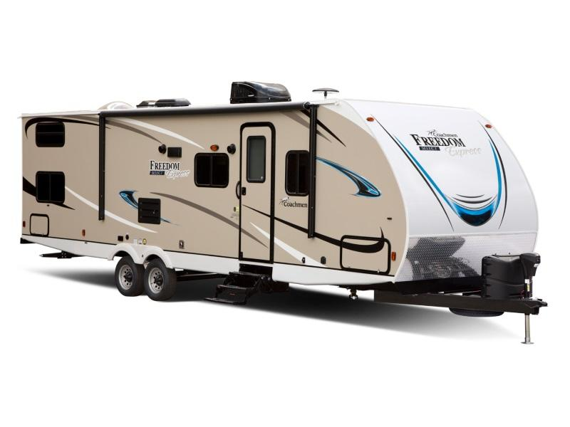 2019 Coachmen Freedom Express Select CT 29SE model image