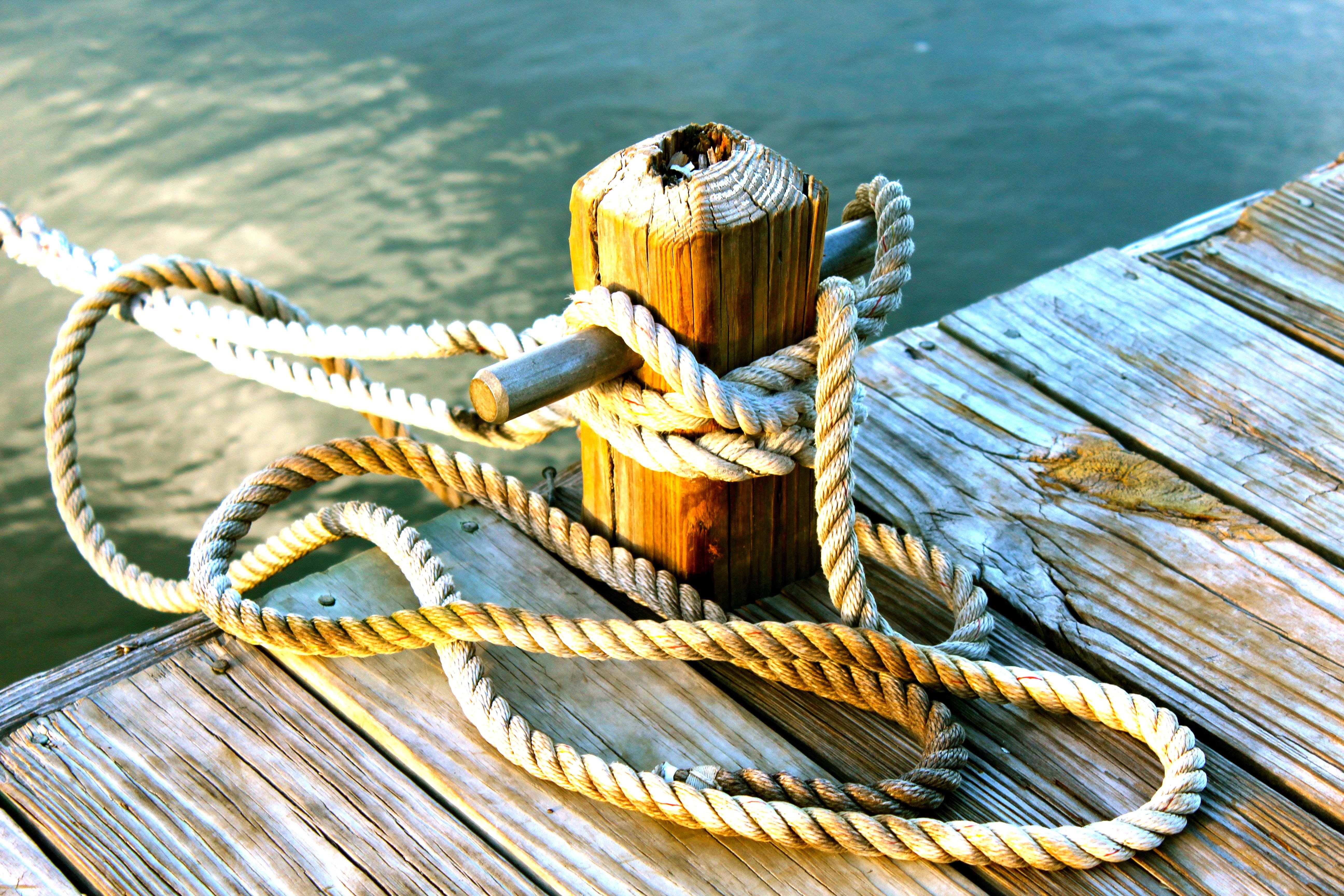 Marina Tie Up