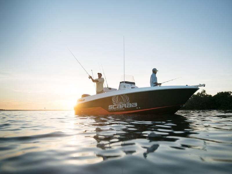 2018 Wellcraft 222 Fisherman