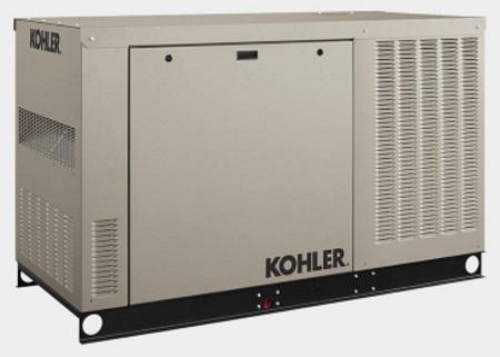 2019 Kohler® Engine 24RCL 24 kW Generator