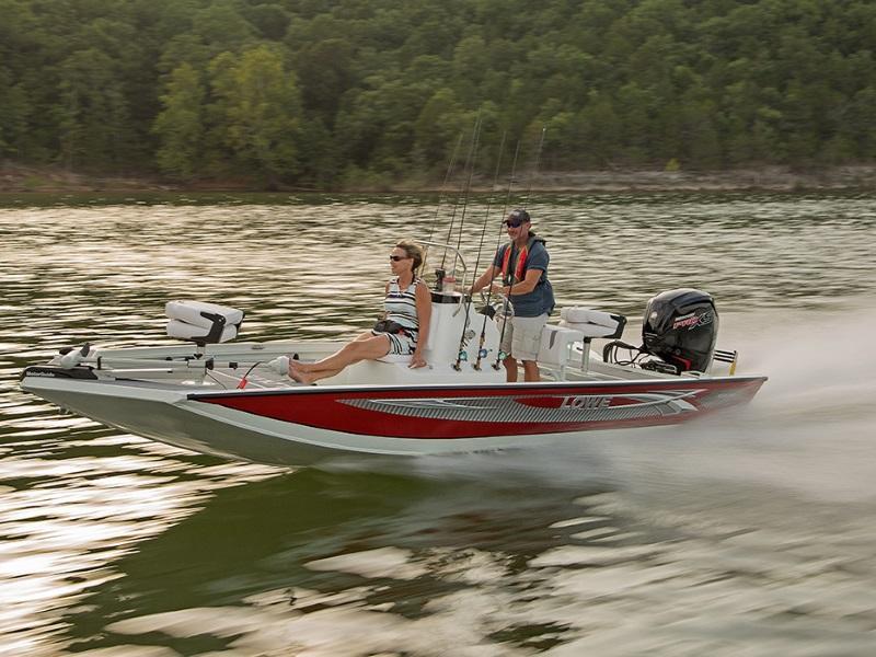2019 Lowe Boats 20 Bay