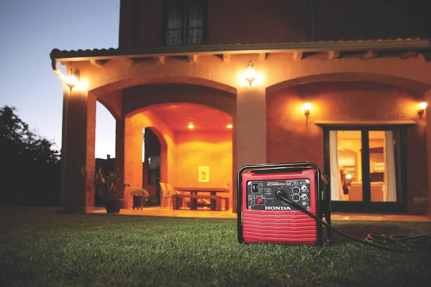 Honda Home Generator in Marble Falls, TX