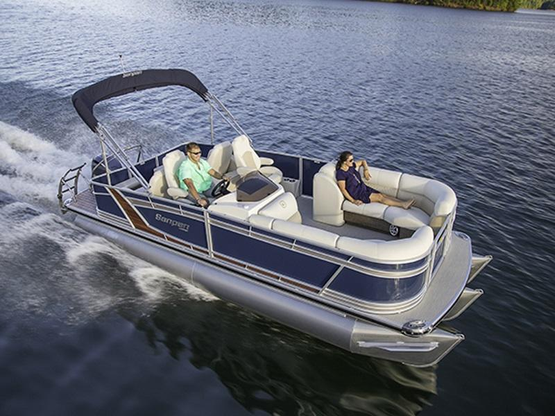 2018 Sanpan Boats SP 2200 SR