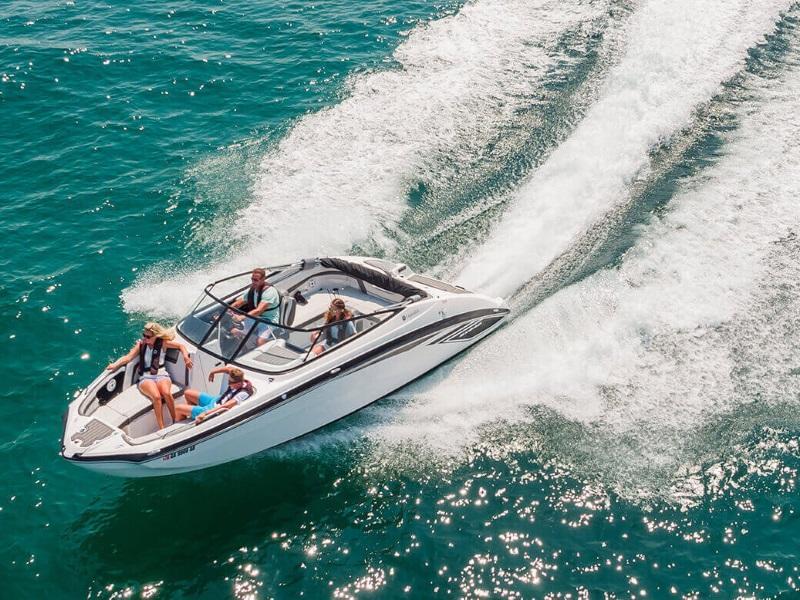 2019 Yamaha Marine SX240