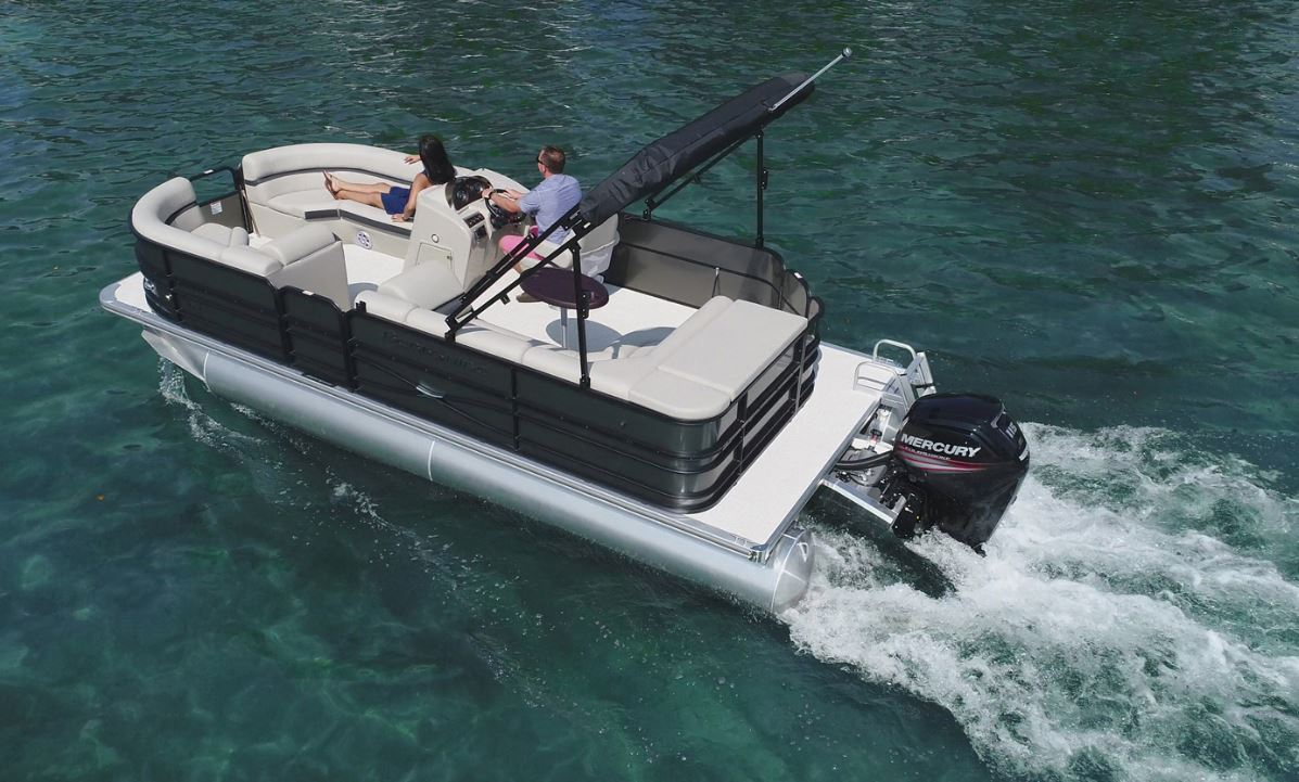 Berkshire Pontoon Boat