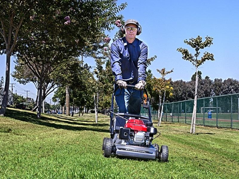 2019 Honda HRC Series Walk Behind Mower