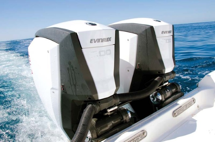 2016 Evinrude E200XH - 200 H.O. 25 Shaft TWIN