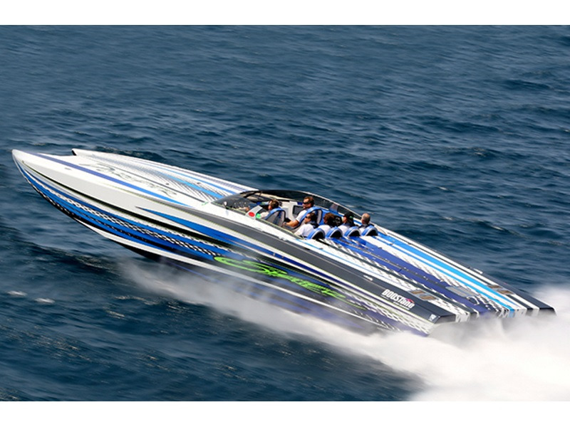 Skater 50 High-Performance Speed Boat in Florida