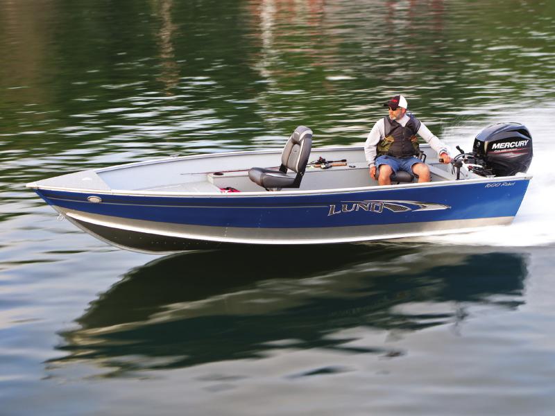 Lund Rebel Fishing Boat in Tafton, PA