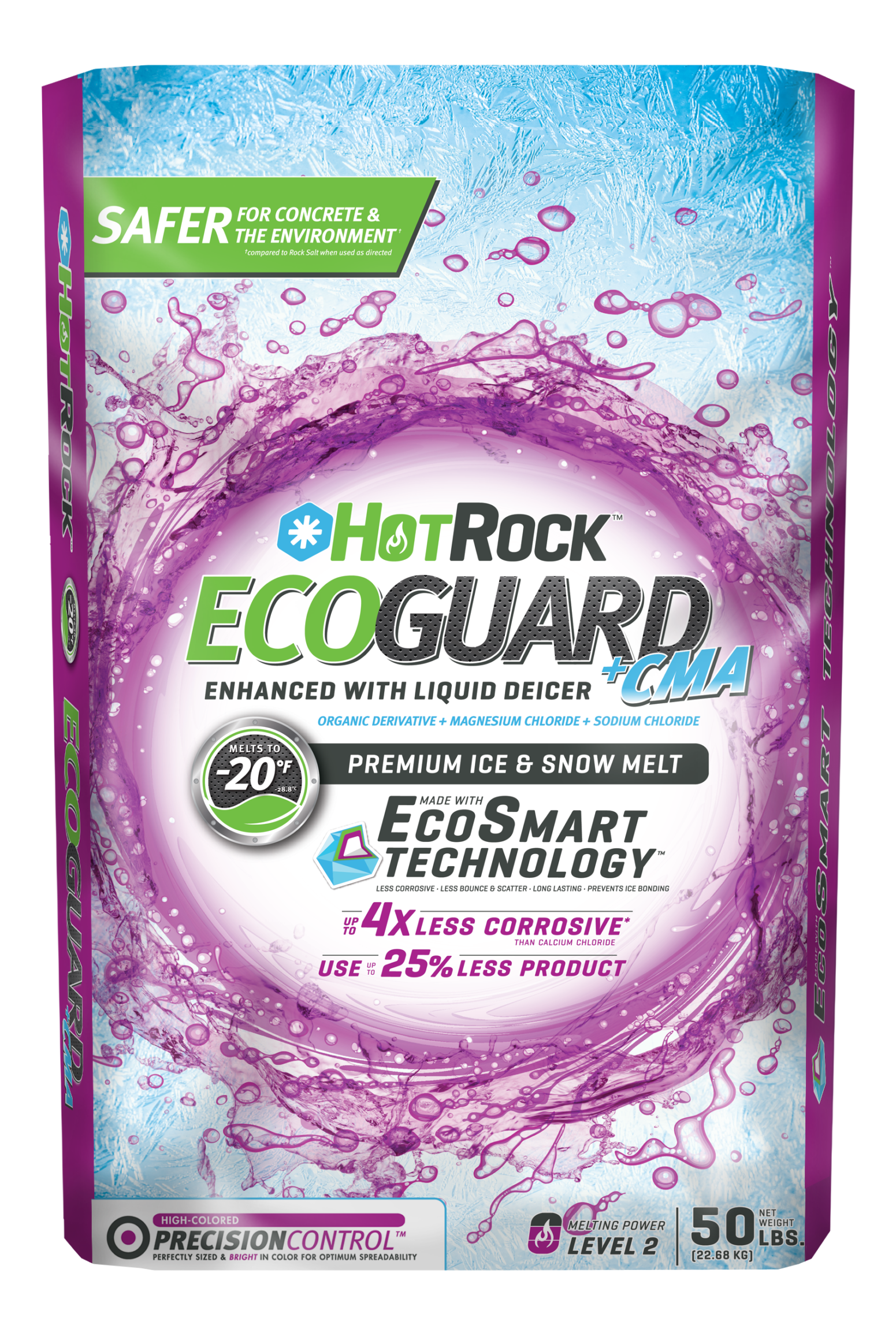 HotRock EcoGuard Ice and Snow Melt