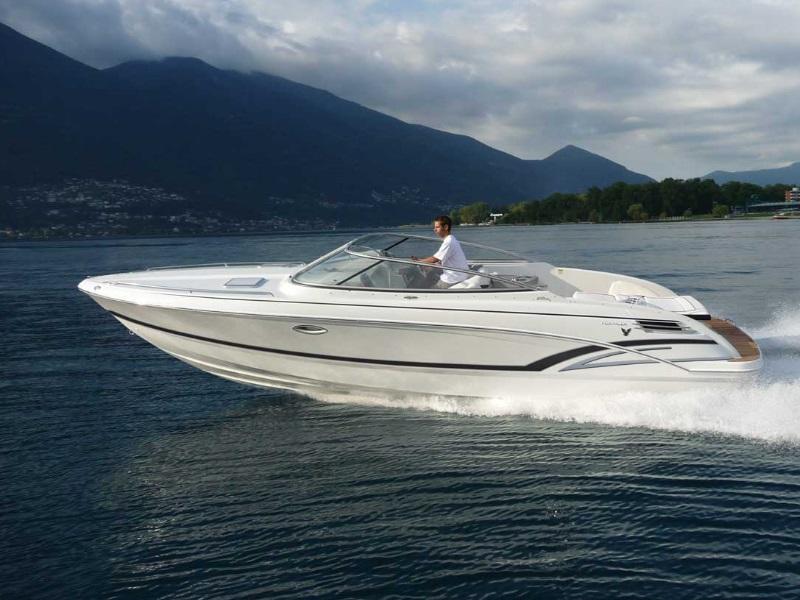 2018 Formula Boats 270 Sun Sport