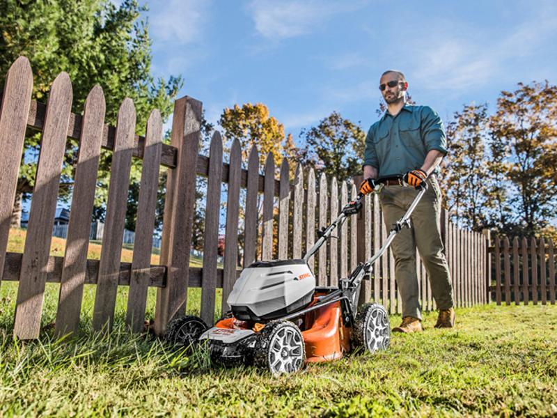 2019 Stihl® Homeowner Lawn Mowers RMA 460