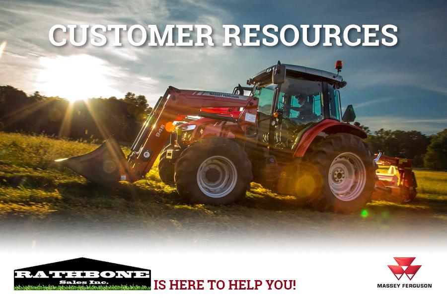 Massey Ferguson Tractor, Moses Lake, WA
