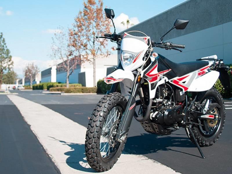 2019 SSR Motorsports XF250