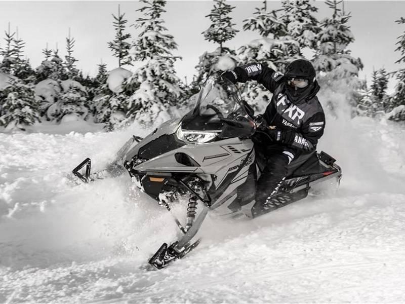 2019 Yamaha Sidewinder L-TX DX